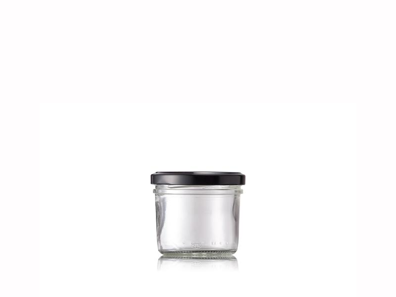 Glass jar 125ml