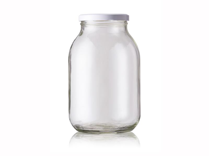 Glass jar 3000ml