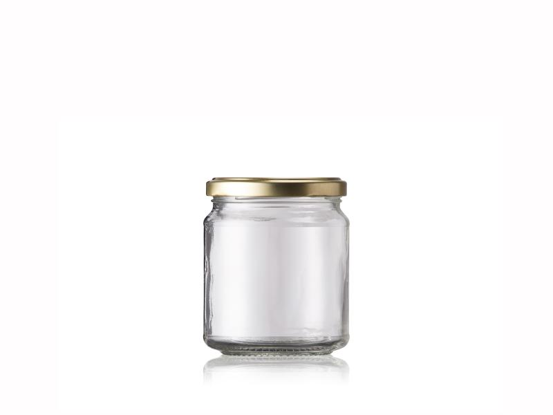 Glass jar 314ml