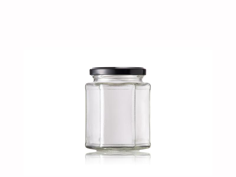 Glass jar 324ml