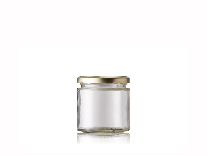 Glass jar 246ml