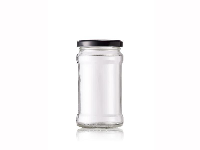 Glass jar 315ml